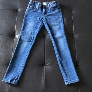 Hudson Collin Flap Pocket Skinny Jean